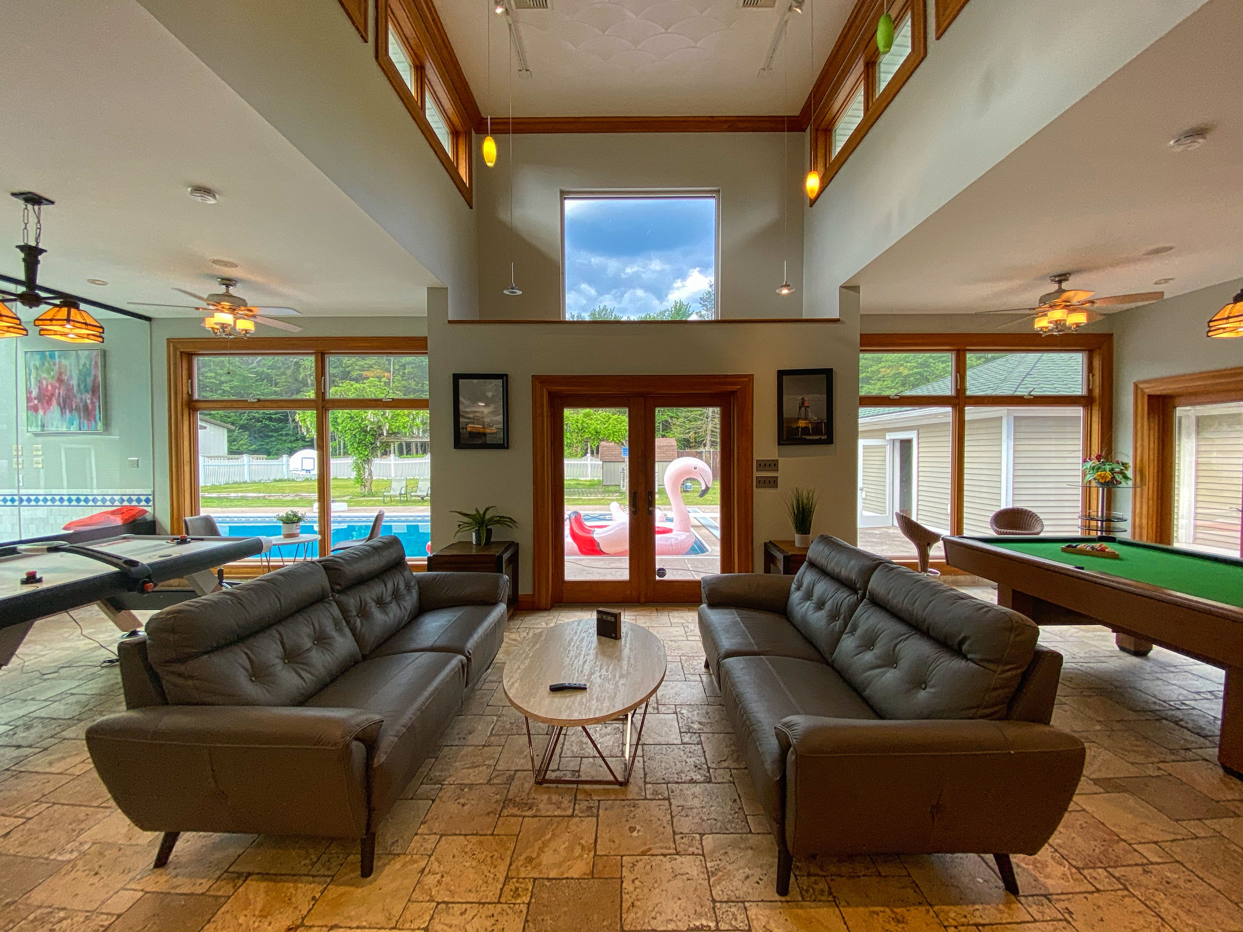 Blakeslee house with private pool for rent